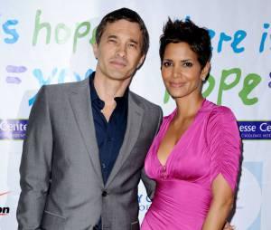 Halle Berry, avec son chéri Olivier Martinez