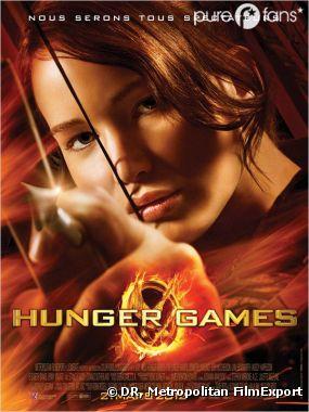 Hunger Games, l'affiche