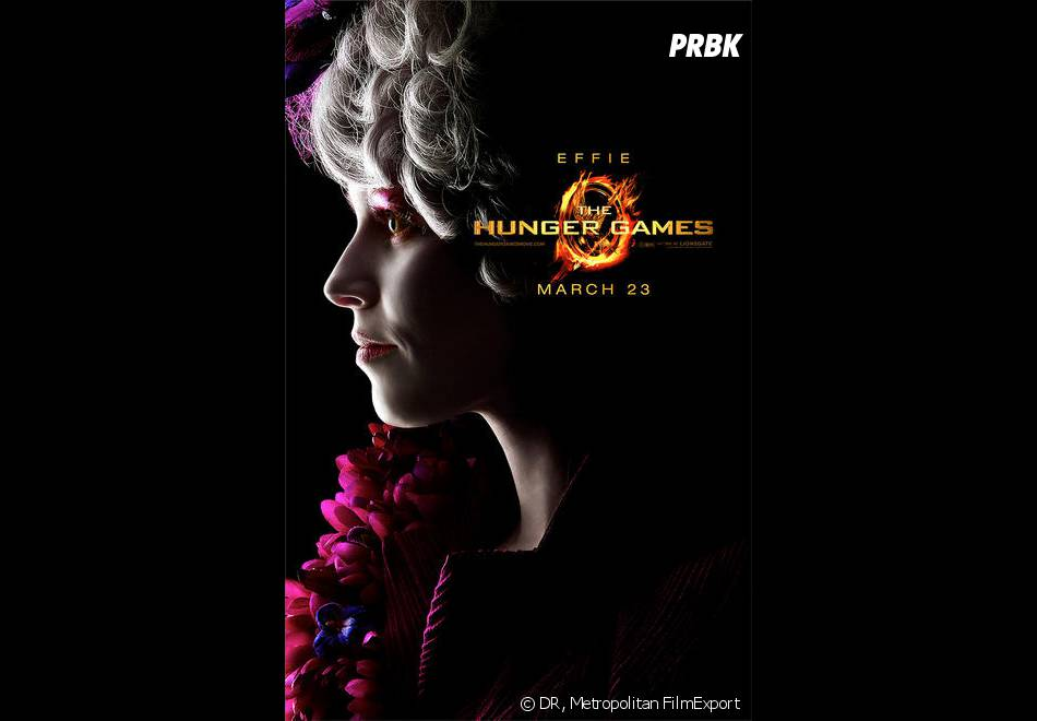 Hunger Games, Effie