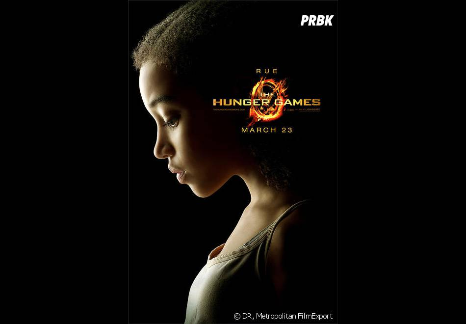 Hunger Games, Rue