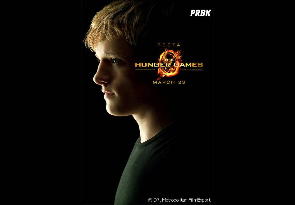 Hunger Games, Peeta