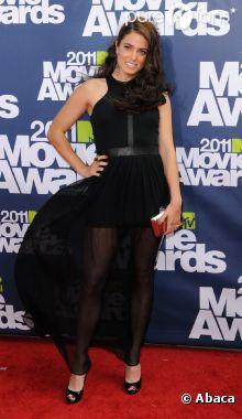 Nikki Reed aux MTV Movie Awards 2011