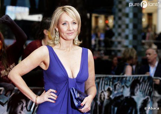 Le prochain roman de JK Rowling sera un livre pour adultes