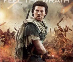 Sam Worthington, sur l'affiche de La Colère des Titans