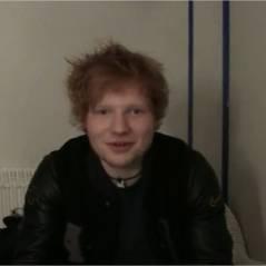 Ed Sheeran répond à vos questions en exclu (VIDEO)