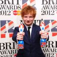 Ed Sheeran et ses deux Brit Awards