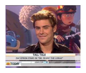 Zac Efron, son interview mythique