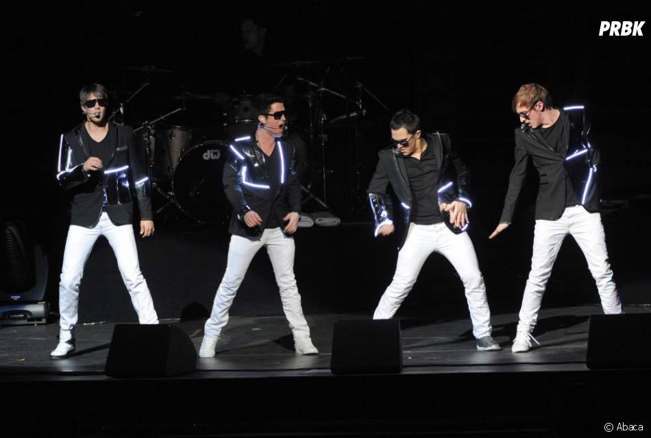 Big Time Rush en concert