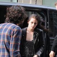 Kristen Stewart à paris : Pas de prise de tête côté look ! (PHOTOS)