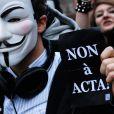 Anonymous dit NON à la fermeture de Megaupload