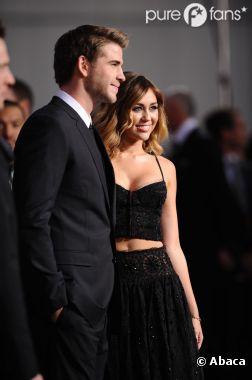 Liam Hemsworth et Miley Cyrus, un couple tout feu tout flamme ?
