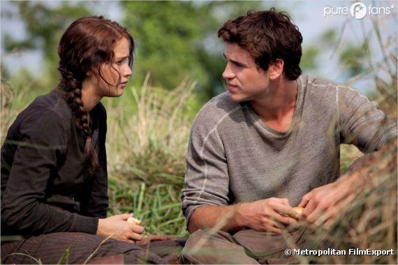 Entre Gale et Katniss, ce n'est pas vraiment une histoire d'amour selon Liam Hemsworth