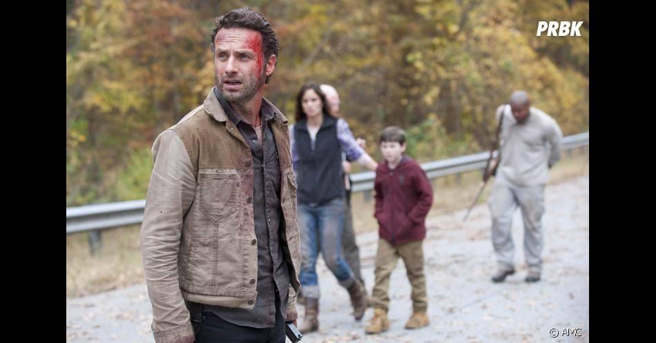 Walking Dead, Rick envers et contre tous