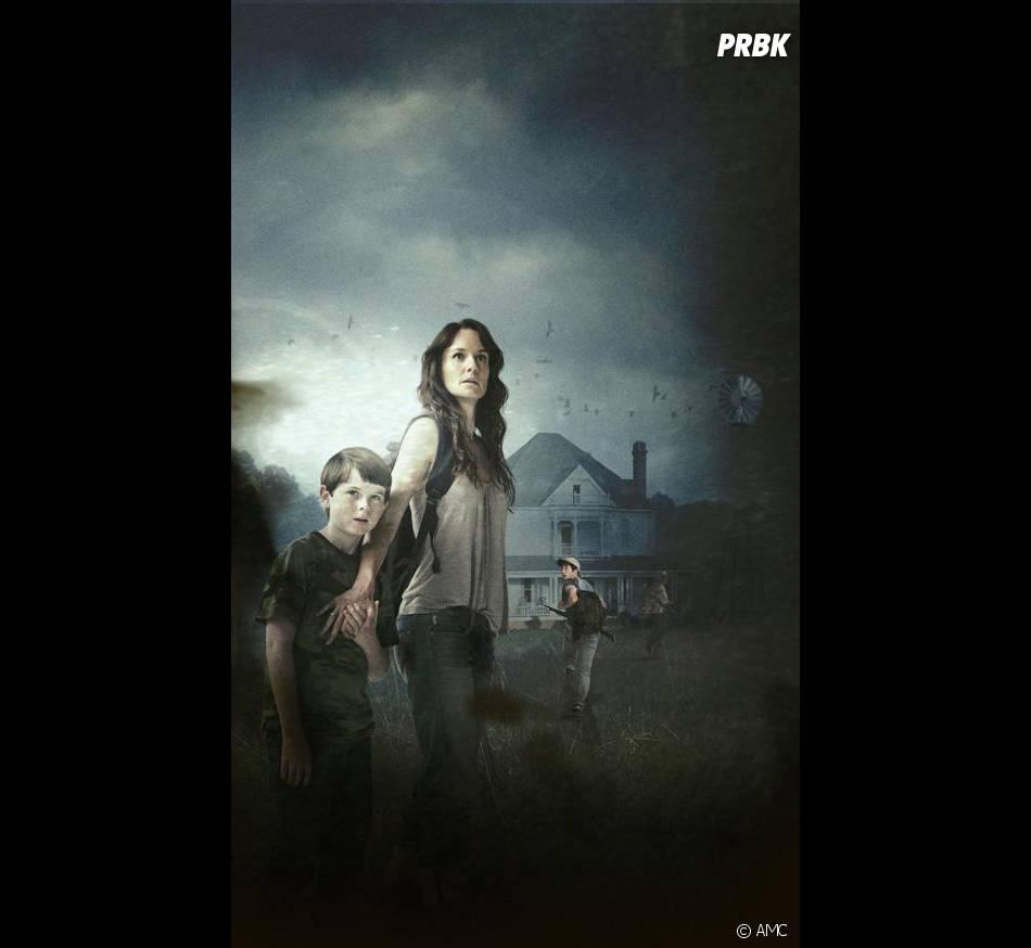 Walking Dead revient à l'automne 2012