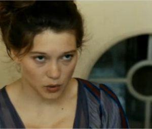 Lea Seydoux dans Les Adieux à la Reine
