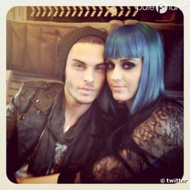 Katy Perry et Baptiste Giabiconi ensemble ?