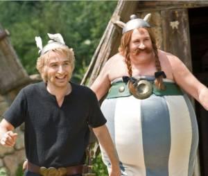 Astérix et Obélix : au service de sa majesté au ciné le 17 octobre 2012