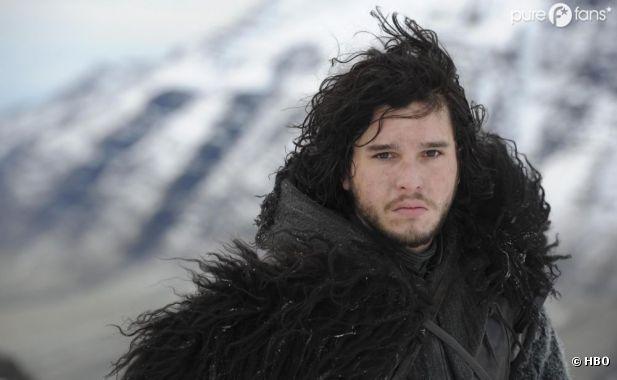 Jon Snow plus mature pour la saison 2