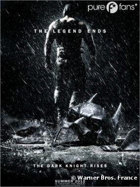 The Dark Knight Rises déconseillé aux moins de 13 ans