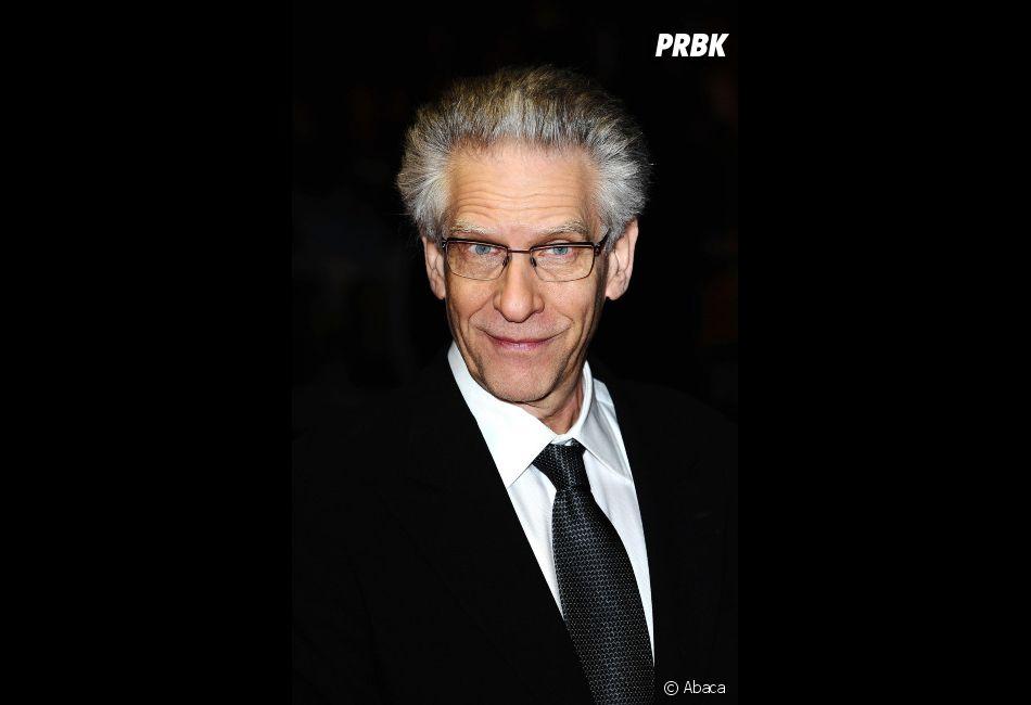 David Cronenberg a déjà dirigé Robert Pattinson dans Cosmopolis