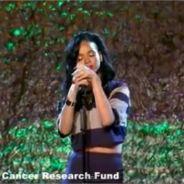 Rihanna : trash girl touchante sur du Bob Marley ! (VIDEO)