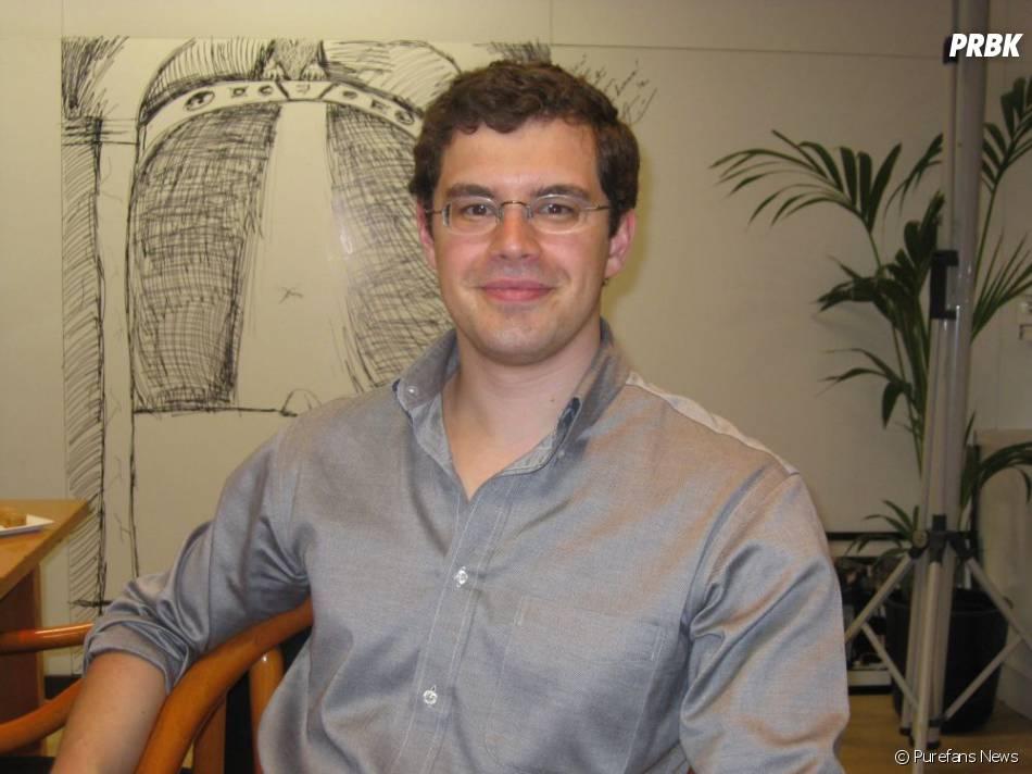 Christopher Paolini parle de l'Héritage, dernier roman de la saga Eragon