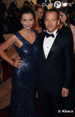 Maggie Gyllenhaal et son mari Peter Sarsgaard heureux parents d'une 2e fille