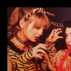 Taylor Swift en tigresse sexy à l'anniv de Dianna Agron ! (PHOTOS)