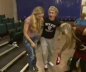 Niall Horan en talons hauts !