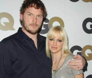 Anna Faris et son mari Chris Pratt bientôt parents