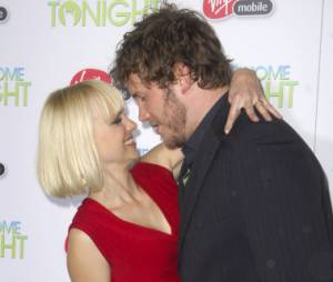 Anna Faris totalement in love de son mari Chris Pratt