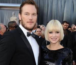 Anna Faris et Chris Pratt un couple qui marche