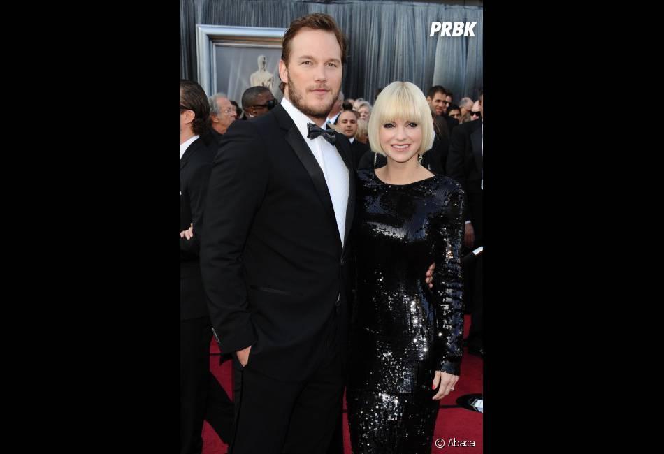 Anna Faris et Chris Pratt un couple qui marche