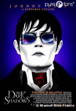 Dark Shadows s'est planté au box office US