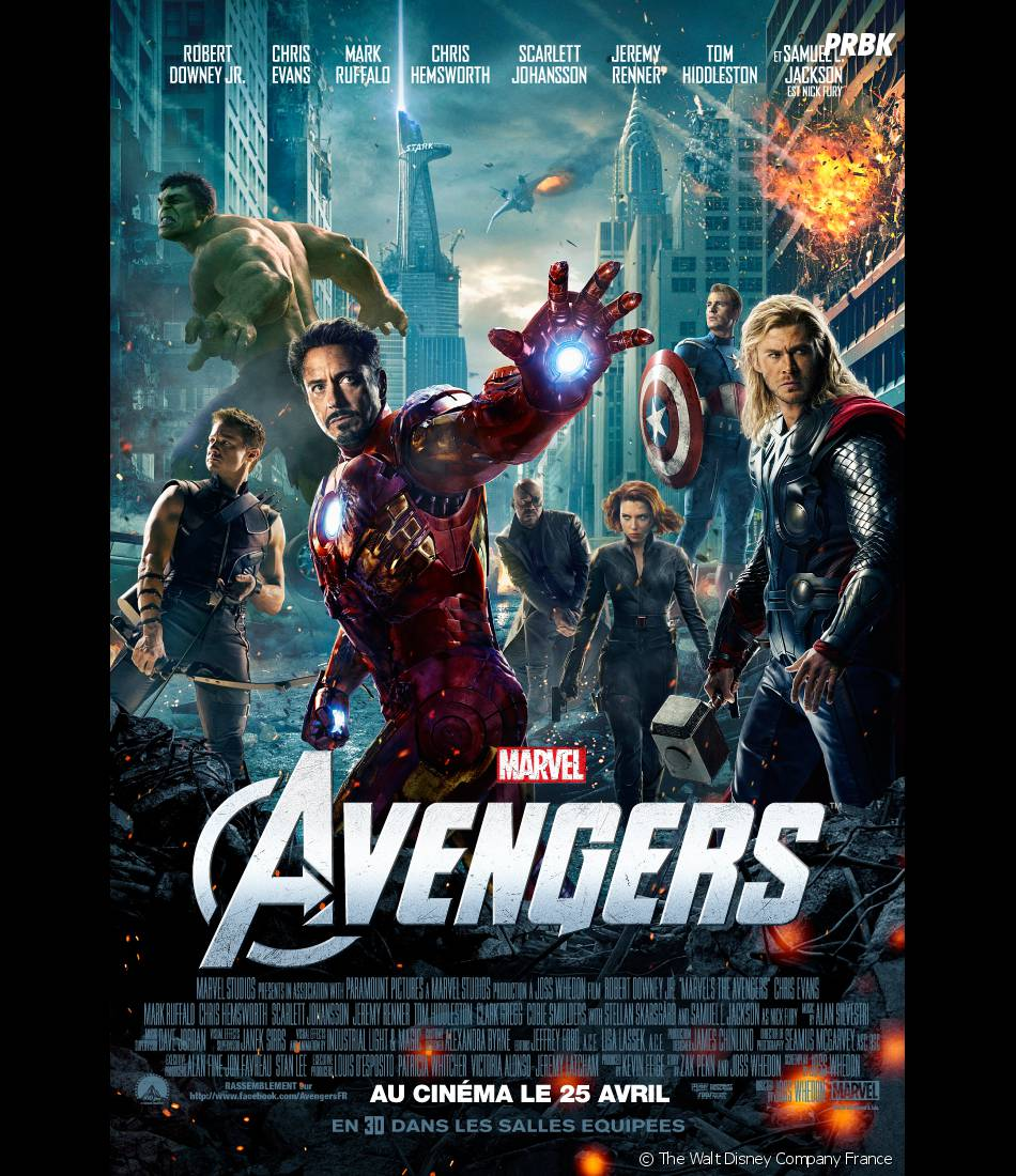 The Avengers est un véritable carton !