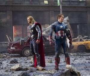 The Avengers enchaîne les records