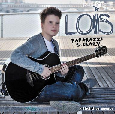 Loïs future star de la chanson !