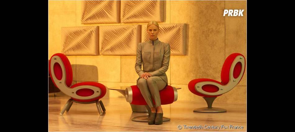 Charlize Theron dans Prometheus