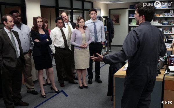 Une ancienne de retour dans The Office !