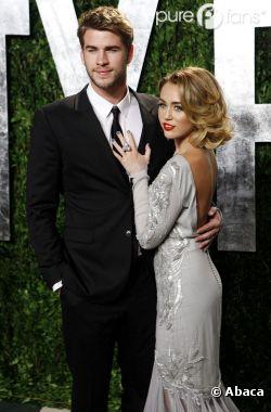 Liam Hemsworth et Miley Cyrus sont fiancés !