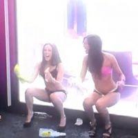 Secret Story 6 : Le sexy ménage est de retour ! Les filles envoient du lourd ! (VIDEO)