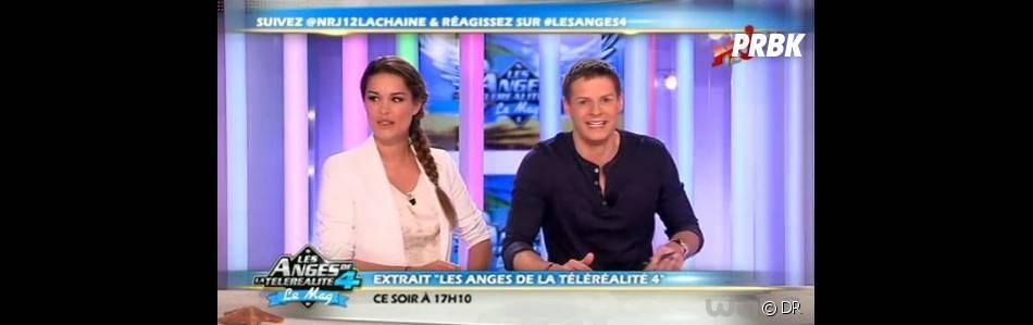Matthieu Delormeau et Jeny Priez n'en reviennent pas de l'agressivité d'Ayem