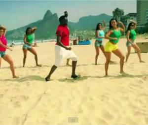 Les chorés s'enchaînent sur les plages paradisiaques de Rio !