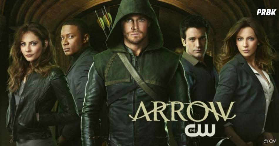 Arrow arrive à la rentrée sur la CW