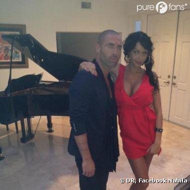 """Sofiane et Nabila à Miami sur le tournage du clip """"Dingue de toi"""""""
