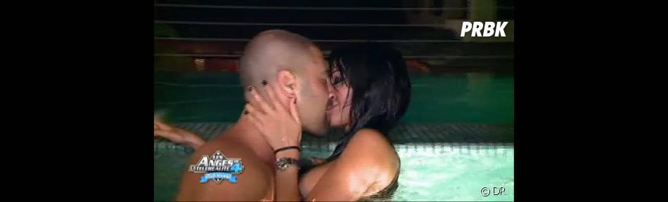 Entre Sofiane et Nabila tout à l'air de bien se passer depuis la scène hot de la piscine !