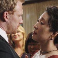 """Grey's Anatomy saison 9 : Cristina et Owen """"destinés à être ensemble"""" (SPOILER)"""