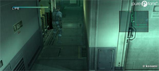 Voici les premiers clichés de Metal Gear Solid 2 Sons Of Liberty !