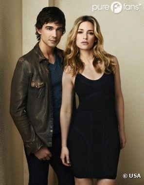 Covert Affairs saison 3 arrive le 10 juillet aux USA !