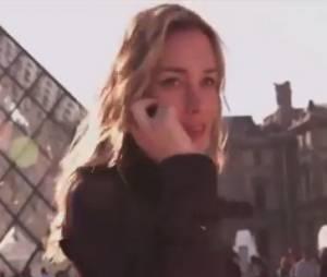 Annie à Paris dans la saison 3 de Covert Affairs !